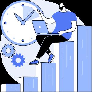 business operations illustration