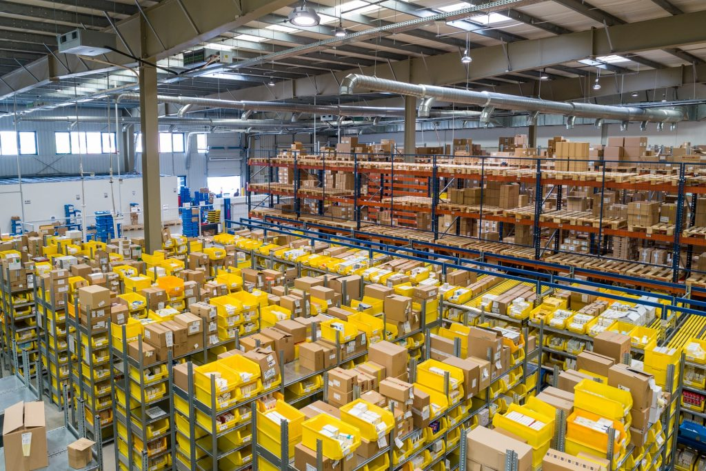 IoT inventory management